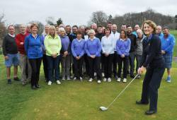 2019 Ladies Captain Drive in
