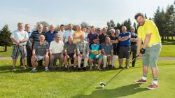 2017 Captain's Drive In - Dave Williams