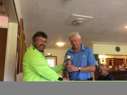 John Davies - Alan Day Trophy Winner 2017