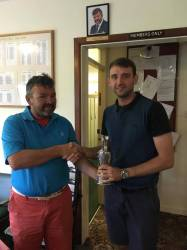 Club Champion 2017 - Marc Ray